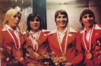 Russian Relay Team 1976
